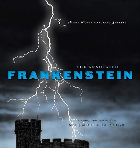 9780674055520: Annotated Frankenstein