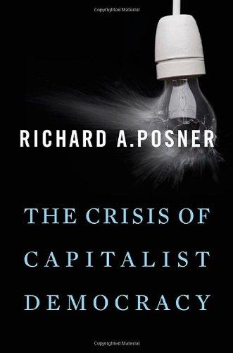 9780674055742: The Crisis of Capitalist Democracy