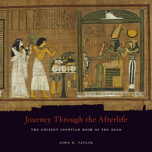 Journey Through the Afterlife: Ancient Egyptian Book