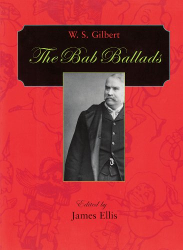 9780674058019: The Bab Ballads (Harvard paperbacks)