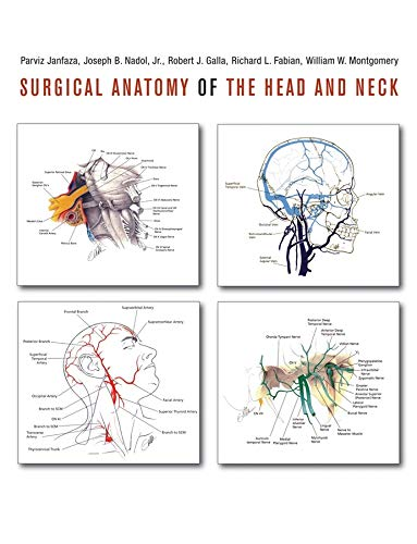 9780674058033: Surgical Anatomy of the Head and Neck