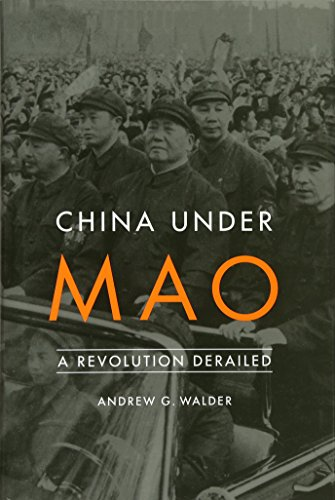 9780674058156: China Under Mao: A Revolution Derailed