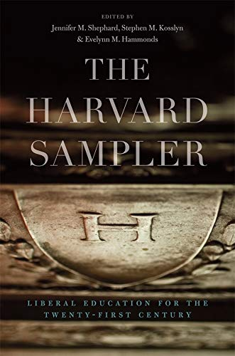 9780674059023: The Harvard Sampler: Liberal Education for the Twenty-First Century