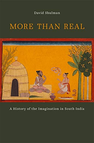 9780674059917: More Than Real: A History of the Imagination in South India