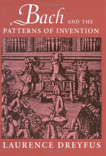 9780674060050: Bach and the Patterns of Invention