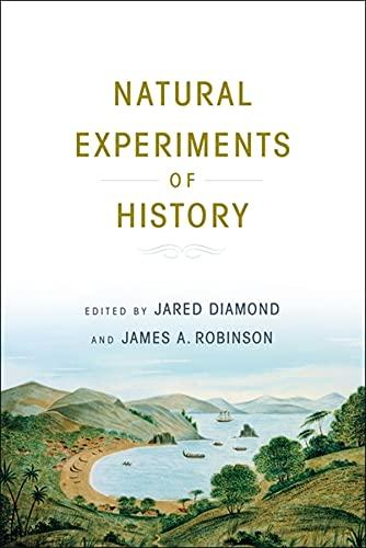 9780674060197: Natural Experiments of History