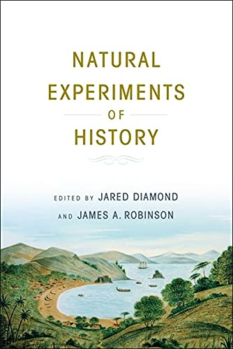 9780674060197: Natural Experiments of History