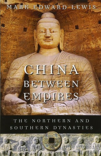 9780674060357: China between Empires: The Northern and Southern Dynasties (History of Imperial China)