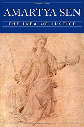 The Idea of Justice (Paperback): Amartya K. Sen