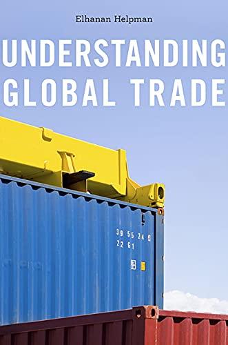9780674060784: Understanding Global Trade