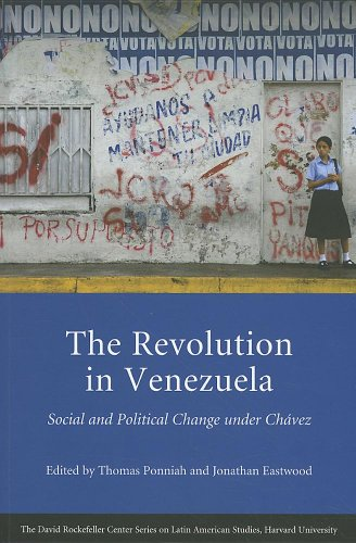 9780674061385: The Revolution in Venezuela: Social and Political Change under Chávez (Series on Latin American Studies)