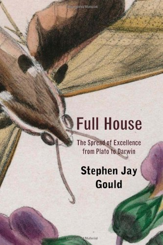 9780674061613: Full House: The Spread of Excellence from Plato to Darwin