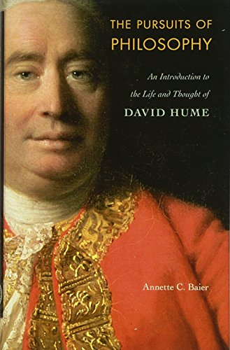 9780674061682: The Pursuits of Philosophy: An Introduction to the Life and Thought of David Hume