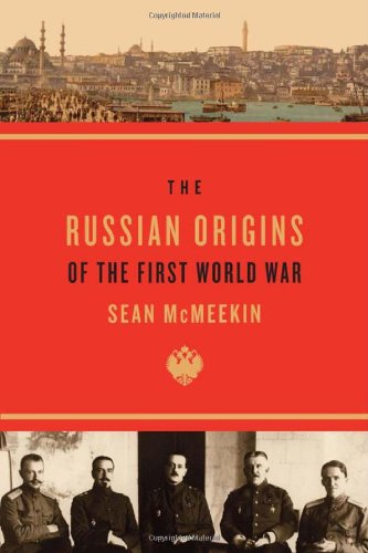 9780674062108: Russian Origins of the First World War