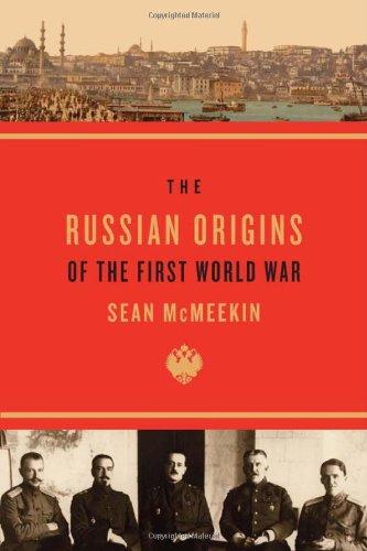 9780674062108: The Russian Origins of the First World War