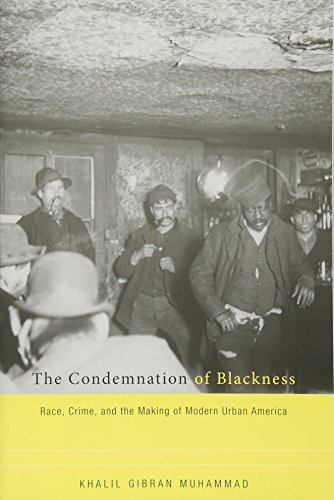 Condemnation of Blackness Race, Crime, and the: Muhammad, Khalil Gibran