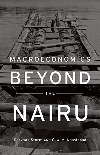 9780674062276: Macroeconomics Beyond the NAIRU