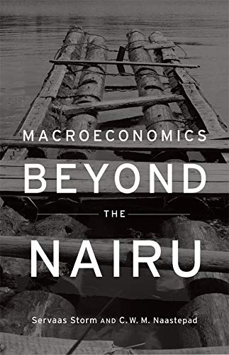 9780674062276: Macroeconomics Beyond the NAIRU