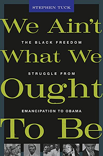 9780674062290: We Ain't What We Ought To Be: The Black Freedom Struggle from Emancipation to Obama