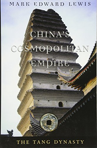 9780674064010: China's Cosmopolitan Empire: The Tang Dynasty (History of Imperial China)