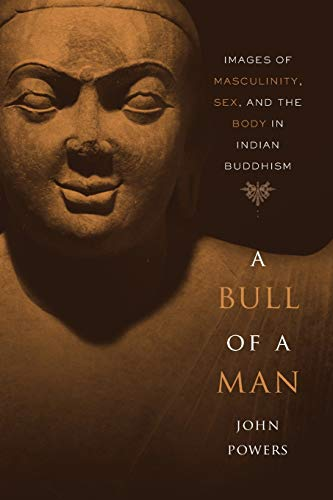 9780674064034: A Bull of a Man: Images of Masculinity, Sex, and the Body in Indian Buddhism