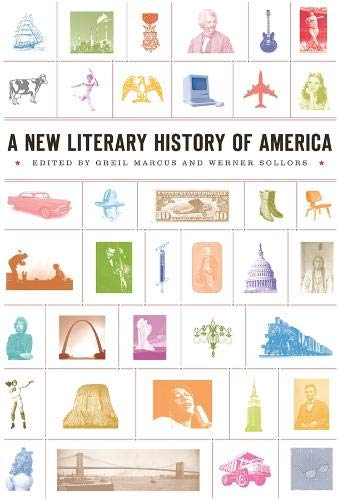9780674064102: A New Literary History of America (Harvard University Press Reference Library)