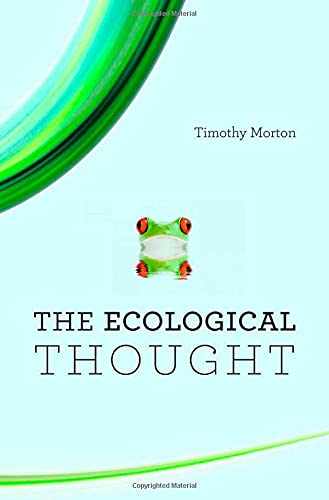 9780674064225: The Ecological Thought