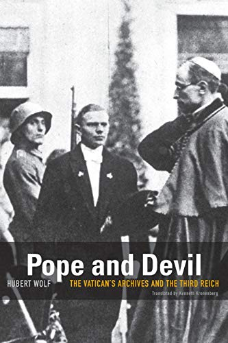 9780674064263: Pope and Devil: The Vatican's Archives and the Third Reich