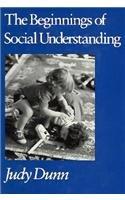 9780674064539: The Beginnings of Social Understanding