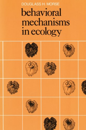 9780674064614: Behavioral Mechanisms in Ecology