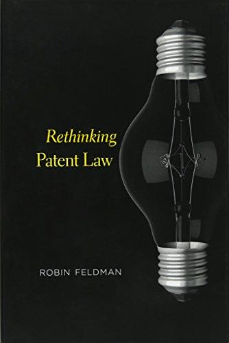 9780674064683: Rethinking Patent Law