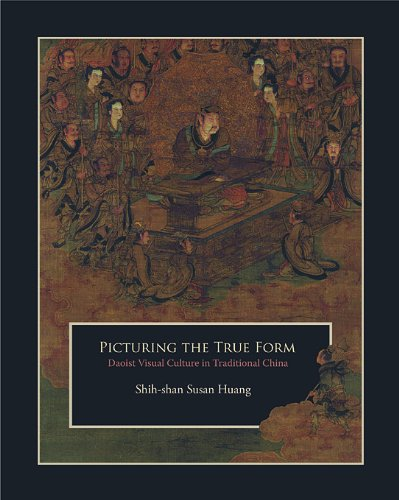 9780674065734: Picturing the True Form: Daoist Visual Culture in Traditional China (Harvard East Asian Monographs)