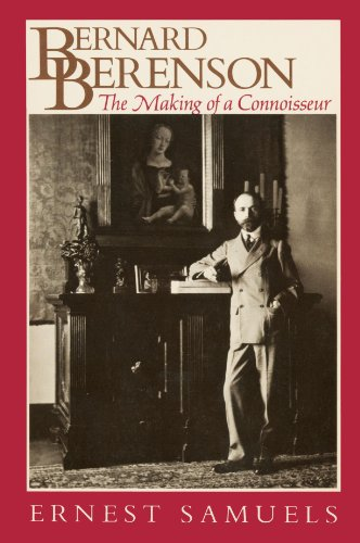 9780674067776: Bernard Berenson: The Making of a Connoisseur (Harvard paperbacks)