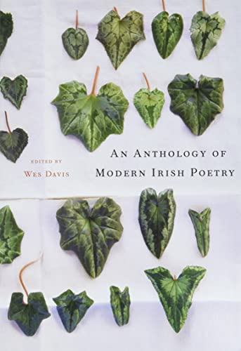 9780674072220: An Anthology of Modern Irish Poetry