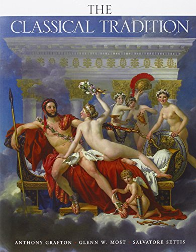 9780674072275: Classical Tradtion, The (Harvard University Press Reference Library)