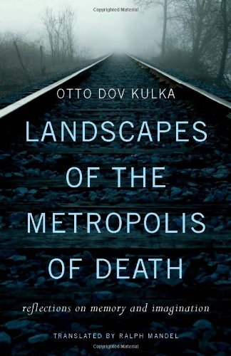 9780674072893: Landscapes of the Metropolis of Death: Reflections on Memory and Imagination