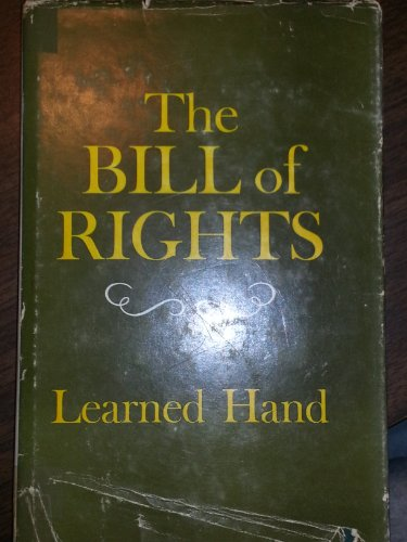 9780674073005: The Bill of Rights