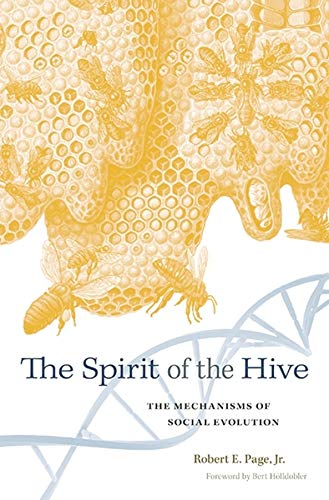 9780674073029: The Spirit of the Hive: The Mechanisms of Social Evolution
