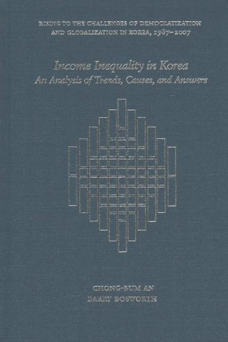 9780674073197: Income Inequality in Korea: An Analysis of Trends, Causes, and Answers (Harvard East Asian Monographs)