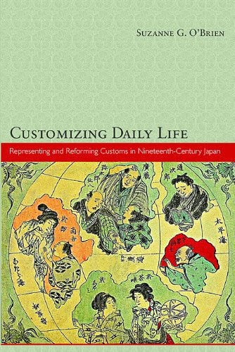 9780674073364: Customizing Daily Life: Representing and Reforming Customs in Nineteenth-Century Japan (Harvard East Asian Monographs)