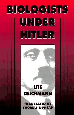 9780674074040: Biologists under Hitler