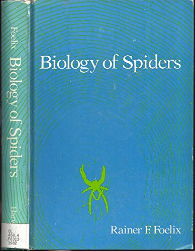 9780674074316: Biology of Spiders