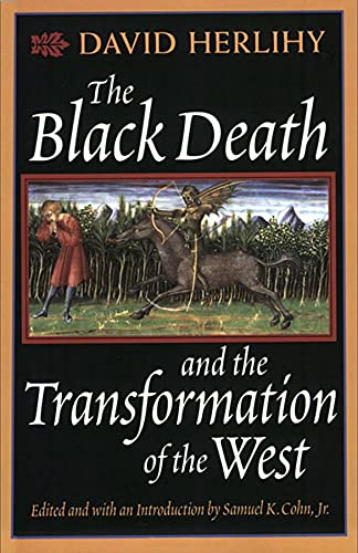 9780674076136: The Black Death and the Transformation of the West