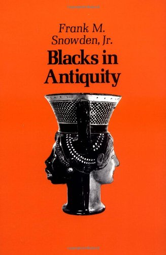 9780674076266: Blacks in Antiquity: Ethiopians in the Greco-Roman Experience