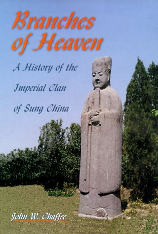 9780674080492: Branches of Heaven: A History of the Imperial Clan of Sung China (Harvard East Asian Monographs (Hardcover))