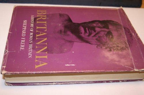 9780674082007: Britannia: A History of Roman Britain