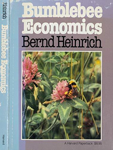 9780674085817: Bumblebee Economics