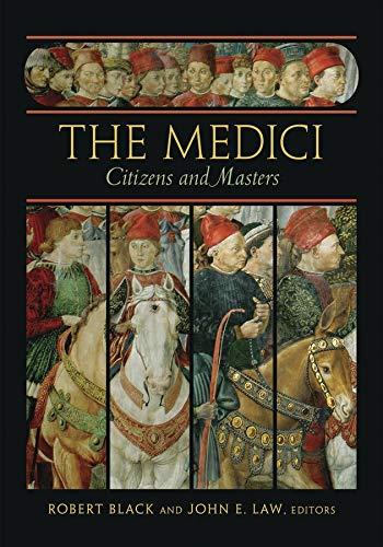 The Medici: Black, Robert