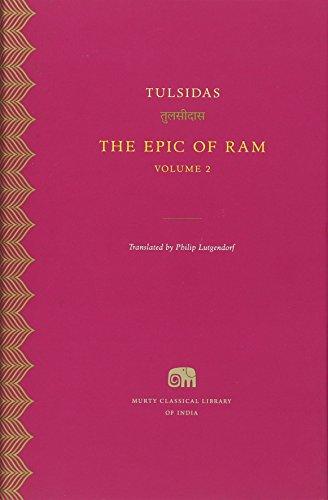 9780674088610: The Epic of Ram, Volume 2