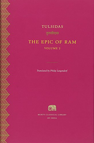 9780674088610: The Epic of Ram, Volume 2 (Murty Classical Library of India)